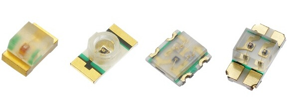 surface-mount LEDs