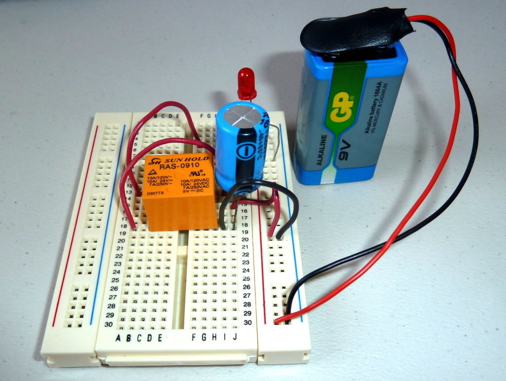 Have You Ever Built Blinking Led Circuit Forum Diagram Or Lamp Flasher