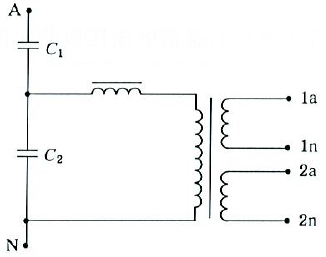 Single phase transformer with two two times windings--Learn Some Basic Knowledge about Capacitor Voltage Transformer