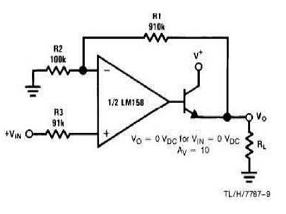 Figure 15. Power Amplifier Peripheral Circuit