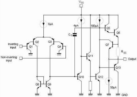 About Operational Amplifier LM358: 24 Classical Circuits