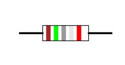 Five-band-code Resistor