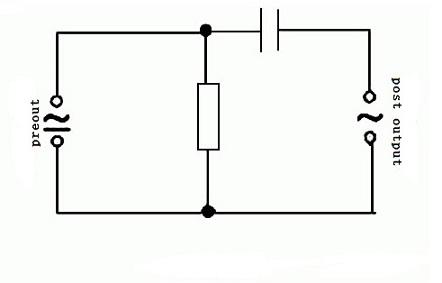 DC Blocking Capacitor