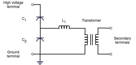 Transformer schematic diagram