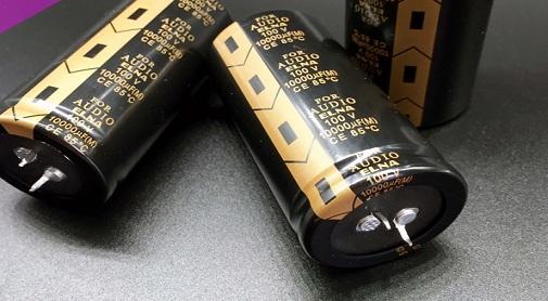 ELNA Gold Capacitor
