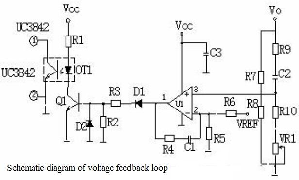 Smps Circuit Diagram Using Uc3842 - Somurich com