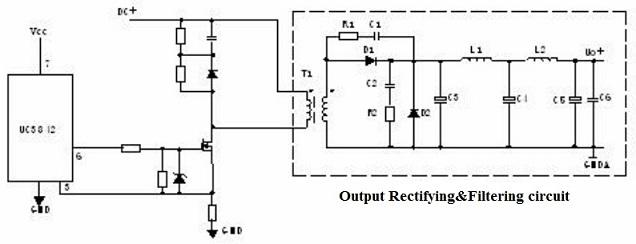 Uc3845 Smps Circuit