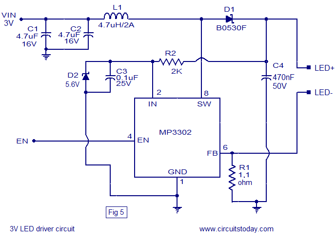 mp3302 led driver circuit diagram feedback suggestions and rh community cadence com led lamp driver circuit diagram led driver circuit diagram pwm