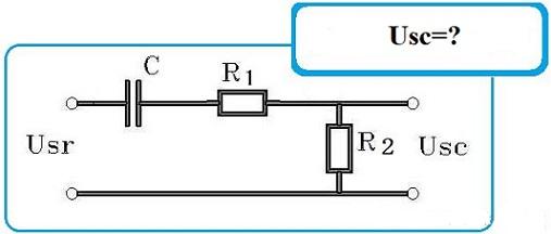 Output Voltage Usc