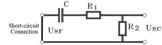 Usr in Short-circuit Connection