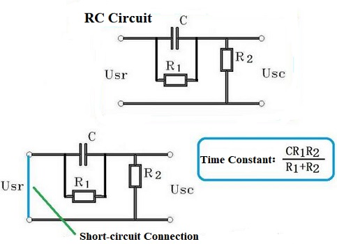 R1 and C are Connected in Parallel